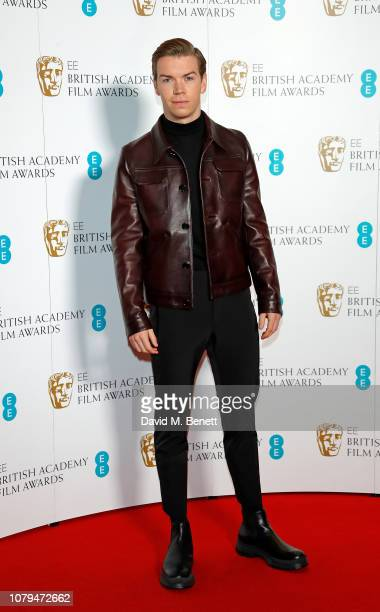 Will Poulter during the EE BAFTA Film Awards nominations announcement held at BAFTA on January 9 2019 in London England
