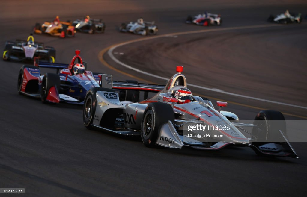 Verizon IndyCar Series Phoenix Grand Prix : News Photo