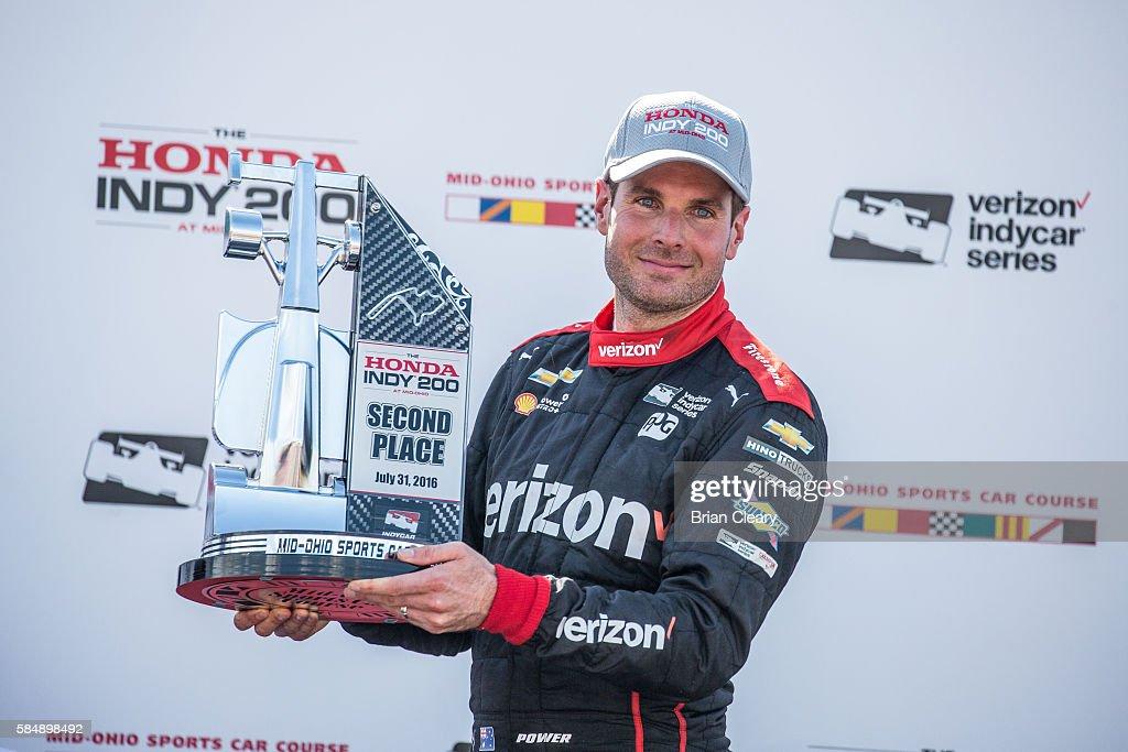 Verizon IndyCar Series at Mid-Ohio Sports Car Course