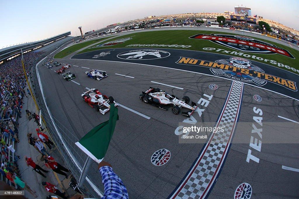 Verizon IndyCar Series Firestone 600