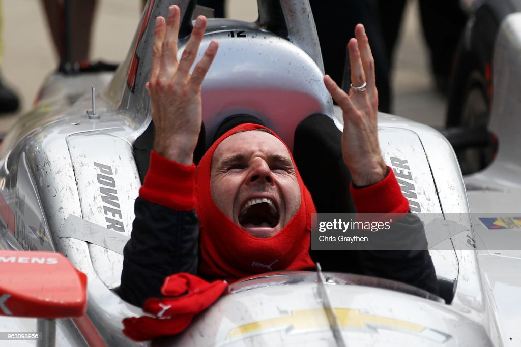 102nd Running of the Indianapolis 500 : News Photo