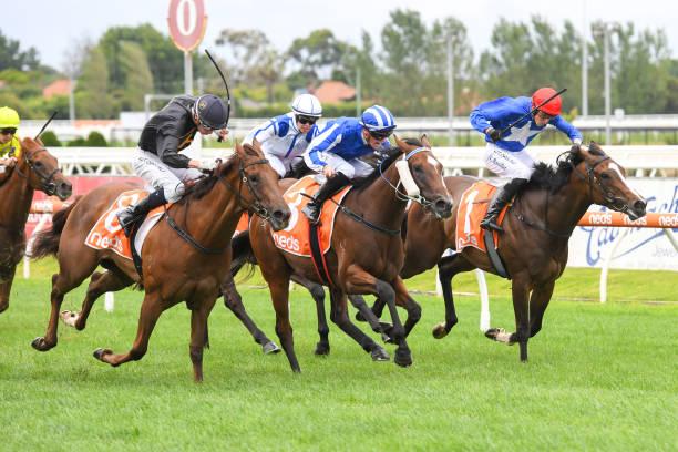 AUS: Australia Day Races