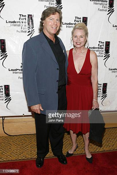 Will Prosser Director and Michelle Phillips during The 21st Annual Fort Lauderdale International Film Festival Presents 'FLIFF Uncorked' Arrivals at...