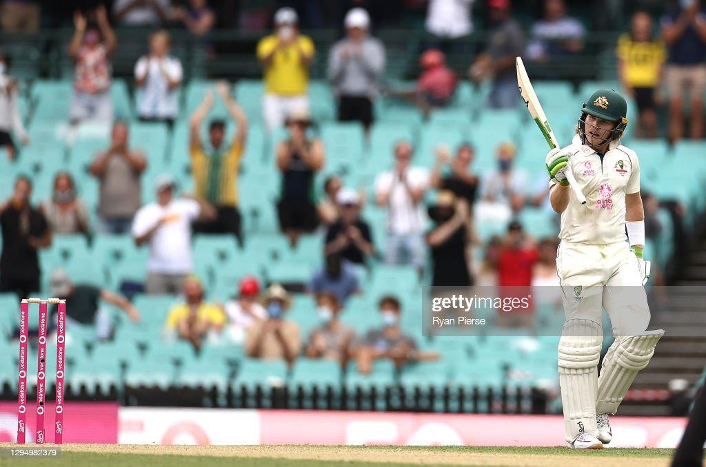 Australia v India: 3rd Test: Day 1 : News Photo