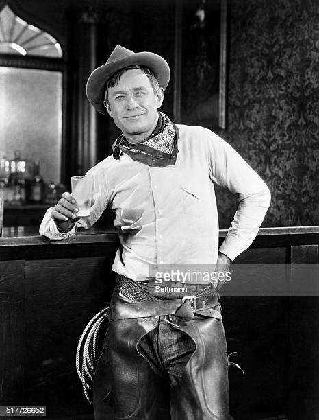 Will Rogers in cowboy outfit Undated photograph BPA2# 3656