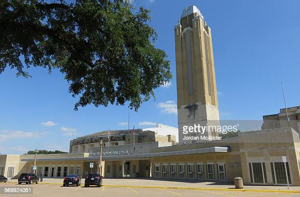 will rogers memorial center (fort worth, texas) - wpa stock pictures, royalty-free photos & images