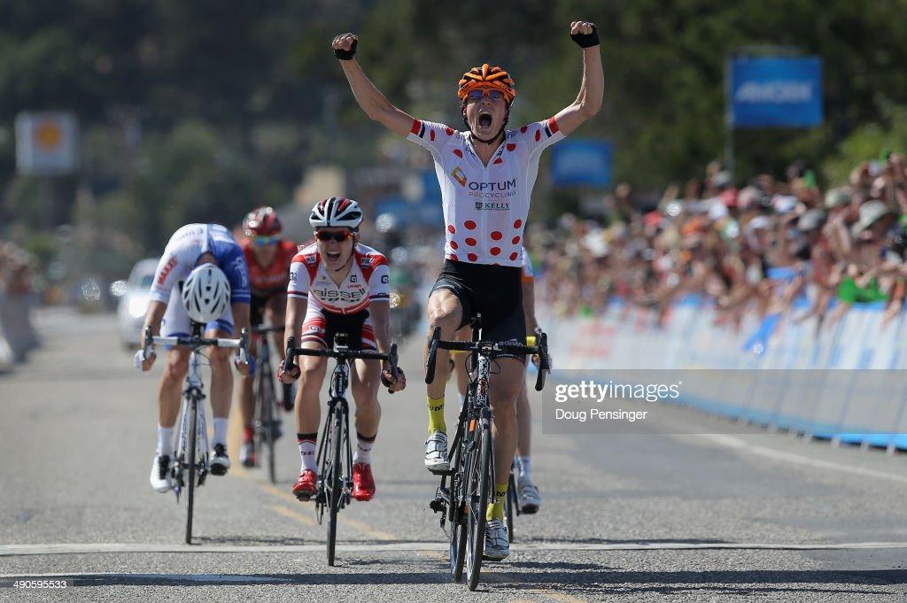 Tour of California - Monterey to Cambria : News Photo