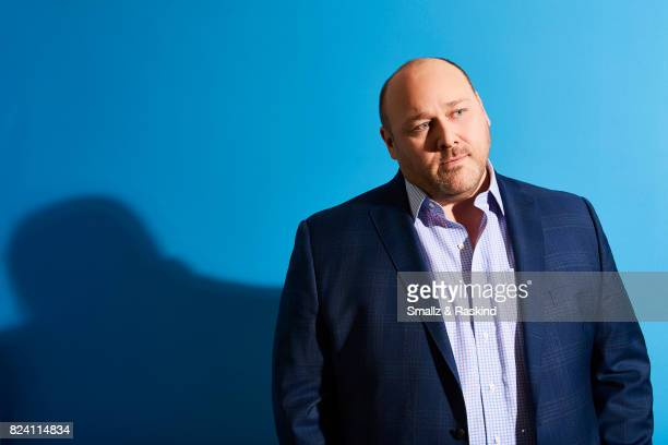 Will Sasso of ATT Audience Network's 'Loudermilk' poses for a portrait during the 2017 Summer Television Critics Association Press Tour at The...