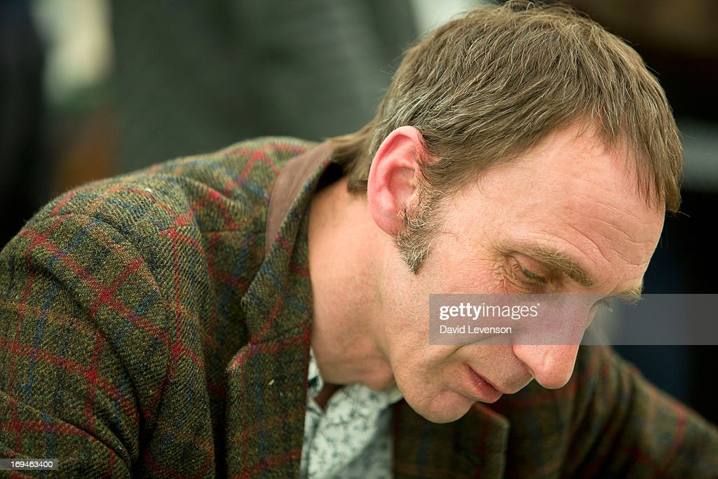 The Telegraph Hay Festival : News Photo