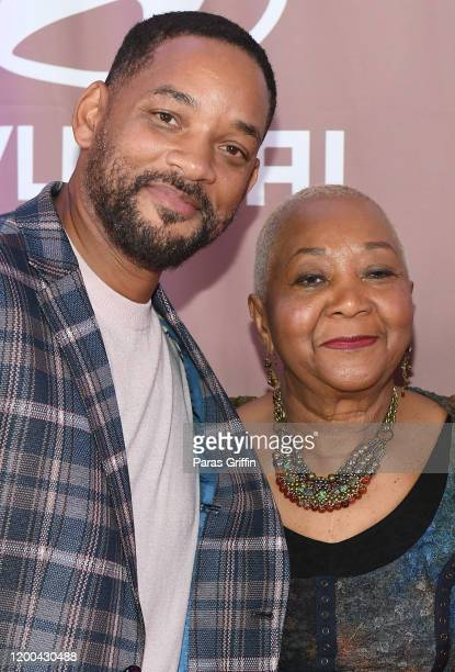 Will Smith and his mother, Caroline Bright attend the 2020 Salute to Greatness Awards Gala at Hyatt Regency Atlanta on January 18, 2020 in Atlanta,...