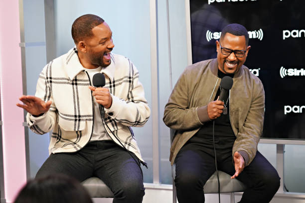 SiriusXM's Town Hall With The Cast Of 'Bad Boys For Life' Hosted By SiriusXM's Sway Calloway