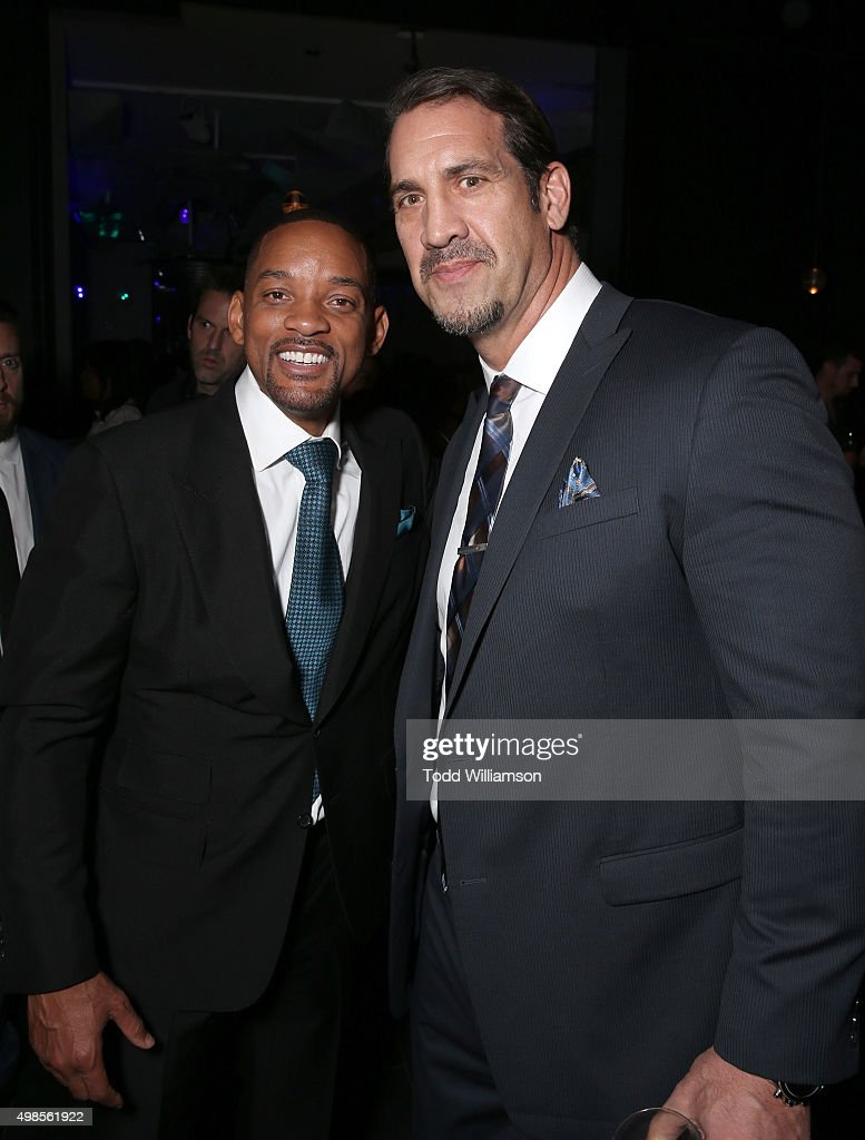"Screening Of Columbia Pictures' ""Concussion"" - After Party"