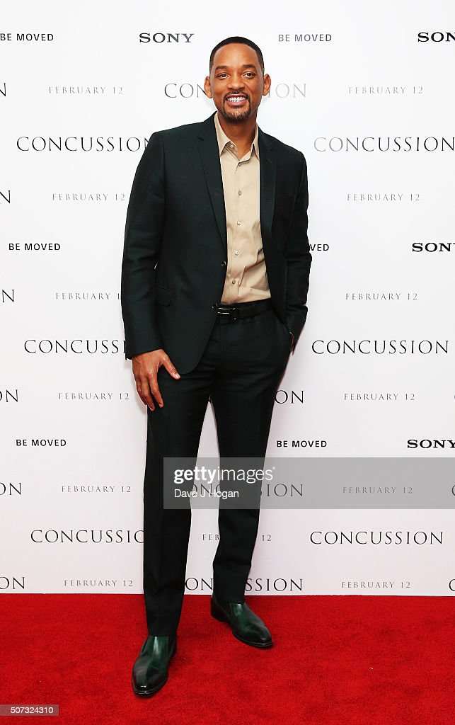 """Concussion"" Special Screening Hosted By Will Smith, Susanna Reid and Brian Moore"