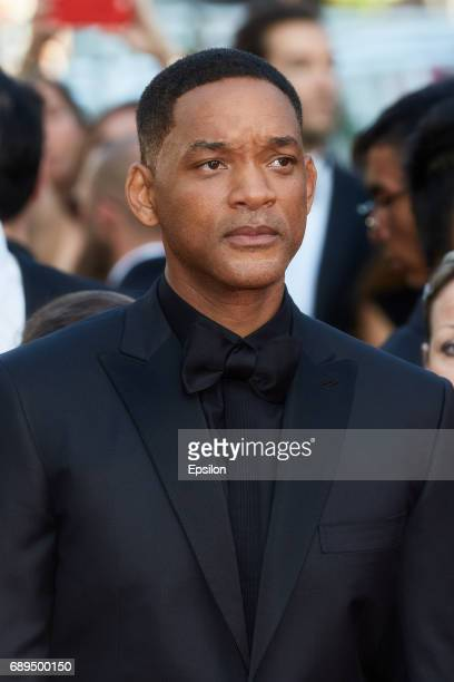 Will Smith attends the Closing Ceremony of the 70th annual Cannes Film Festival at Palais des Festivals on May 28 2017 in Cannes France