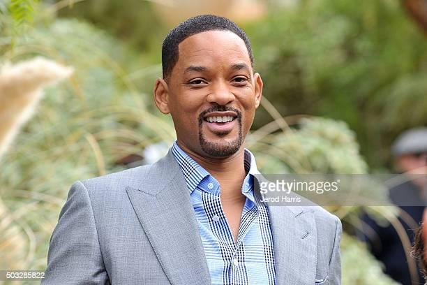 Will Smith attends Variety's Creative Impact Awards and 10 Directors To Watch Brunch at the Parker Palm Springs on January 3 2016 in Palm Springs...