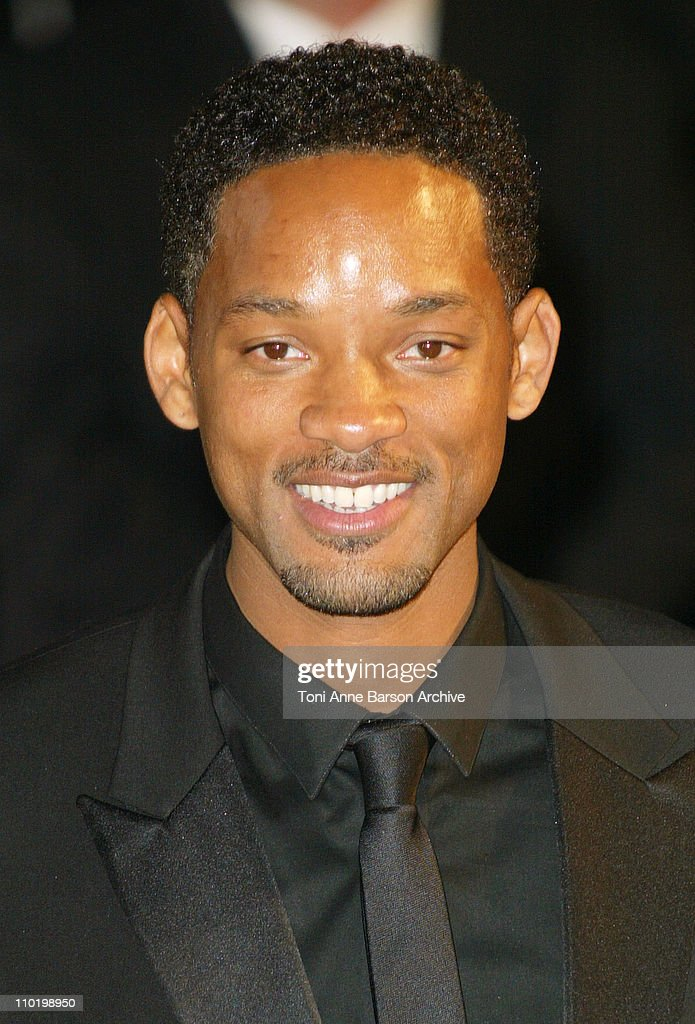 Will Smith during 2004 Vanity Fair Oscar Party - Arrivals at Mortons in Beverly Hills, California, United States.