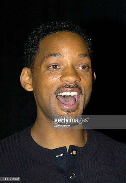 Will Smith during ShoWest 2004 Fox Searchlight Pictures Arrivals at Bally's Paris Hotel in Las Vegas Nevada United States