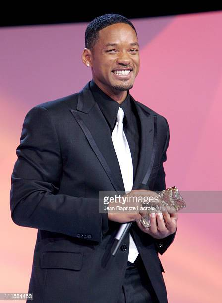 Will Smith during The 30th Cesar Awards Ceremony Show at Chatelet Theatre in Paris France