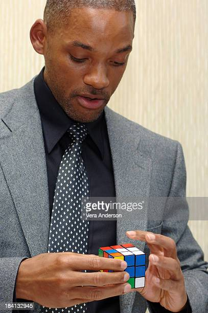 Will Smith during 'The Pursuit of Happyness' Press Conference with Will Smith and Seal at Beverly Hilton Hotel in Beverly Hills California United...