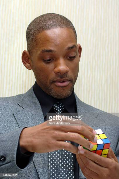 Will Smith during 'The Pursuit of Happyness' Press Conference with Will Smith and Seal at the Beverly Hilton Hotel in Beverly Hills California...