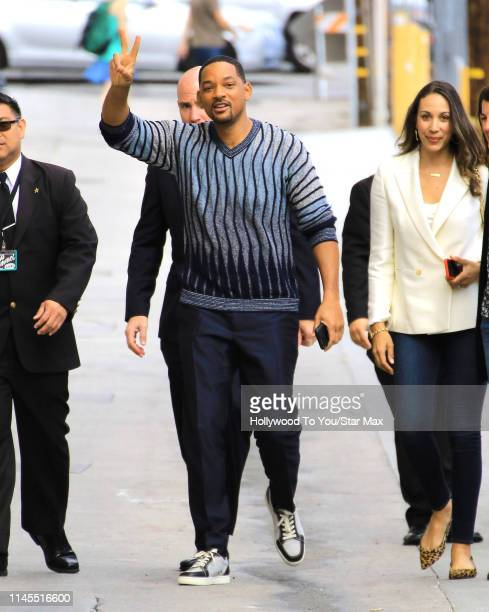 Will Smith is seen on May 21 2019 in Los Angeles California