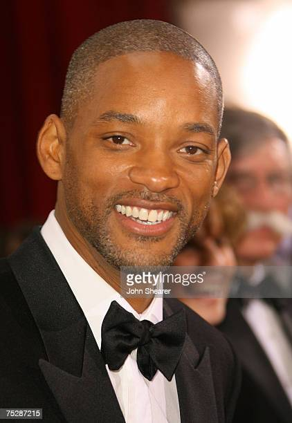 Will Smith nominee Best Actor in a Leading Role for The Pursuit of Happyness