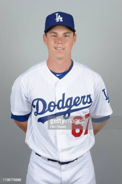 Will Smith of the Los Angeles Dodgers poses during Photo Day on Thursday February 20 2019 at Camelback Ranch in Glendale Arizona