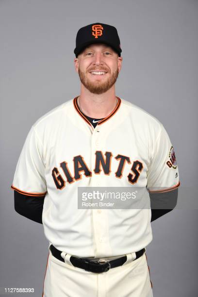 Will Smith of the San Francisco Giants poses during Photo Day on Thursday February 21 2019 at Scottsdale Stadium in Scottsdale Arizona