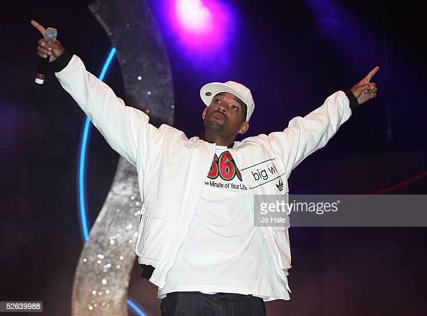 Will Smith performs on stage at The Nokia Urban Music Festival with the Prince's Trust at Earl's Court on April 16 2005 in London The UK's largest...