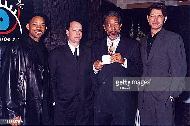 Will Smith Tom Hanks Morgan Freeman Jeff Goldblum