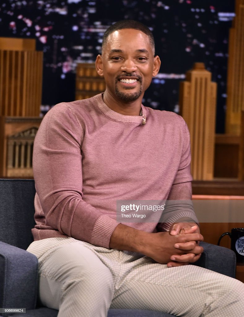 "Will Smith Visits ""The Tonight Show Starring Jimmy Fallon"""