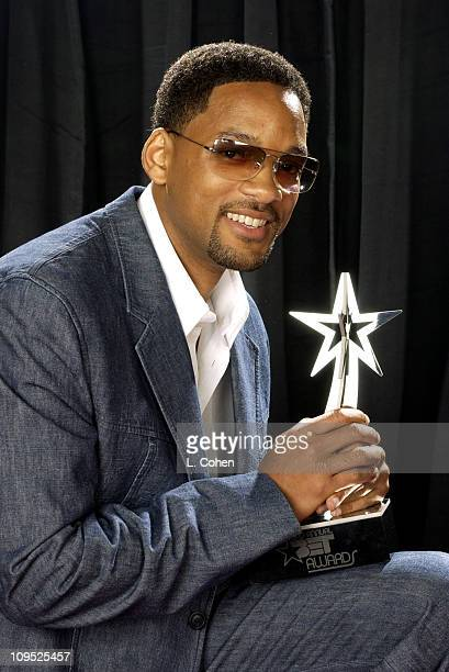 Will Smith winner for Best Actor in a Film during The 2nd Annual BET Awards Gallery at The Kodak Theater in Hollywood California United States