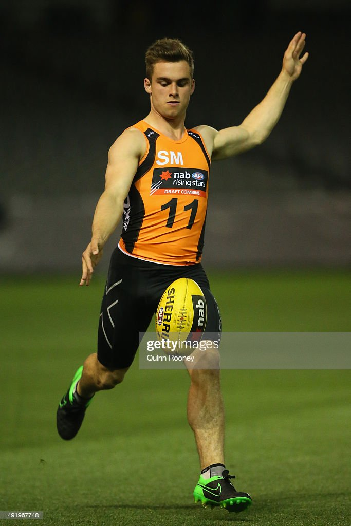 2015 AFL Draft Combine : News Photo