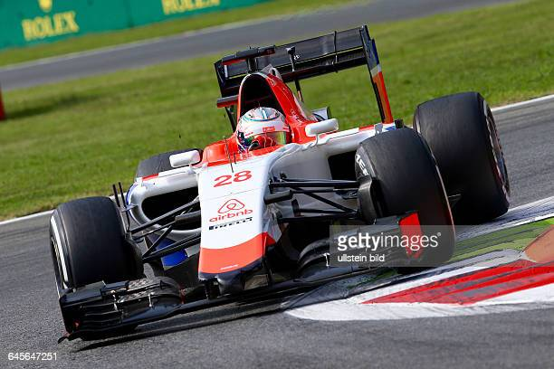 Will Stevens Manor Marussia Team formula 1 GP Italien in Monza