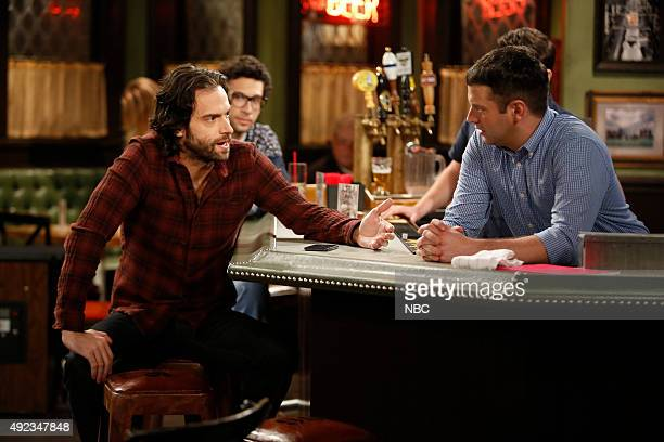 UNDATEABLE A 'Will They' Walks Into A Bar Episode 301B / A 'Won't They' Walks Into A Bar Episode 302B Pictured Chris D'Elia as Danny Rick Glassman as...