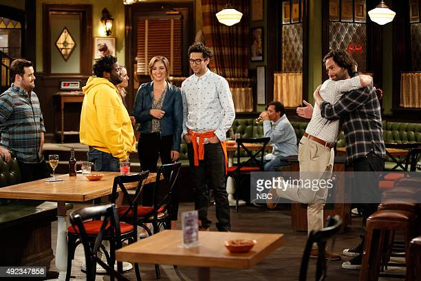 UNDATEABLE A 'Will They' Walks Into A Bar Episode 301B / A 'Won't They' Walks Into A Bar Episode 302B Pictured David Fynn as Brett Ron Funches as...