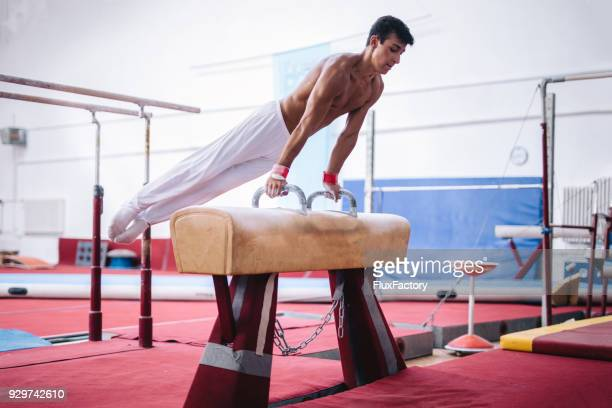 will to be great - artistic gymnastics stock pictures, royalty-free photos & images