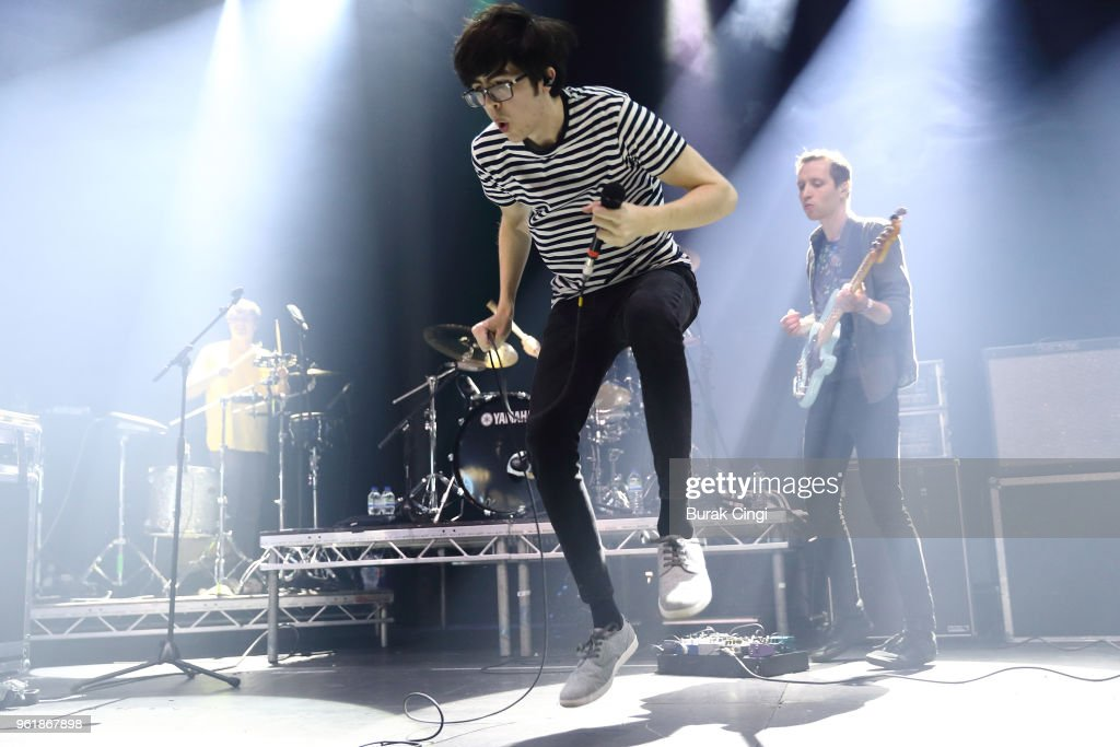 Car Seat Headrest Perform At The Roundhouse London