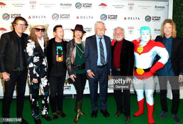 Will Turpin Collective Soul Ed Roland Collective Soul Julian Lennon Rose Lane Leavell Ted Turner Rolling Stones Keyboardist/Honoree Chuck Leavell...