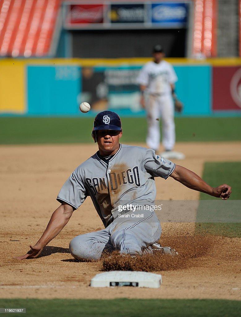San Diego Padres v Florida Marlins