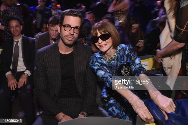 Will Welch and Anna Wintour attend the Ellie Awards 2019 at Brooklyn Steel on March 14 2019 in New York City