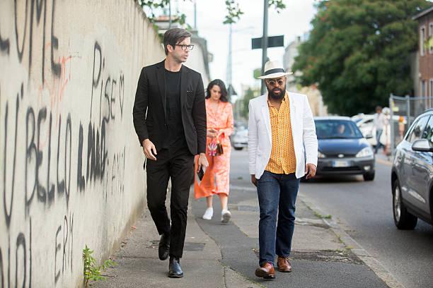 Street Style June 18 Milan Men 39 S Fashion Week Spring