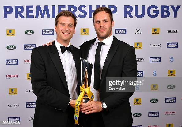 139 Premiership Rugby Awards 2018 Photos And Premium High Res Pictures Getty Images