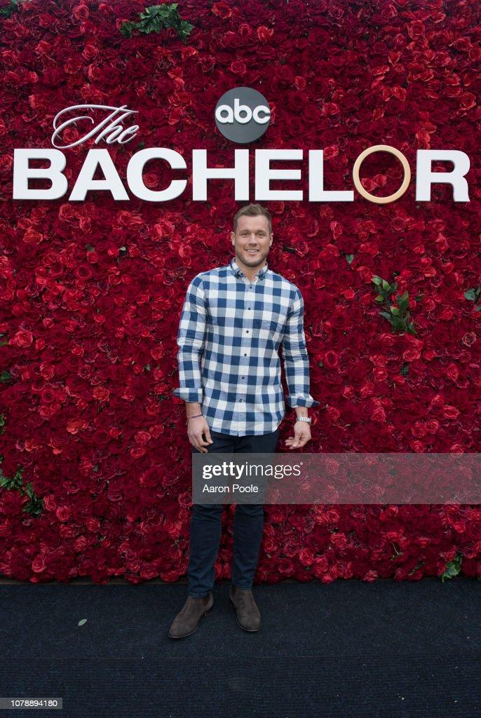 ABC's 'The Bachelor' - Season 23 : News Photo