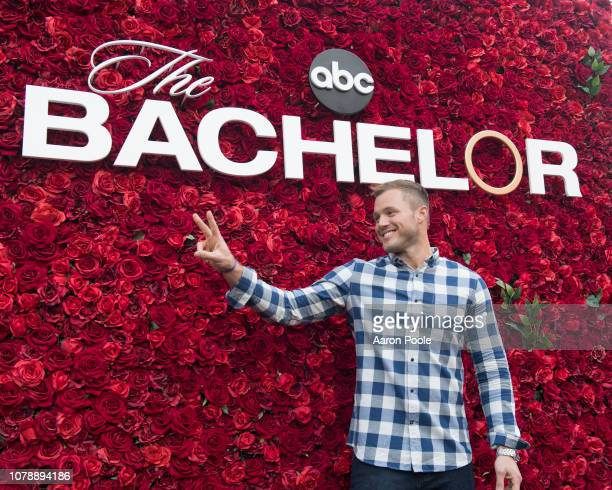 THE BACHELOR Will you accept this rose In celebration of tonights premiere of The Bachelor on Walt Disney Television via Getty Images thousands of...