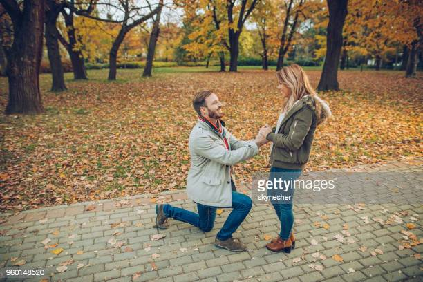 will you marry me my love? - engagement stock pictures, royalty-free photos & images