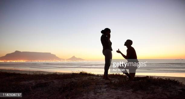 will you marry me? - black women engagement rings stock pictures, royalty-free photos & images