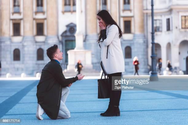 Voulez-vous m'épouser?