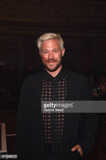 Will Young attends the Jazz FM Awards 2017 at Shoreditch Town Hall on April 25 2017 in London England