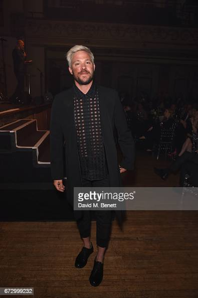 Shoreditch Town Hall: Will Young Attends The Jazz FM Awards 2017 At Shoreditch